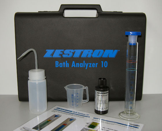ZESTRON Bath Analyzer 10/20浓度检测仪
